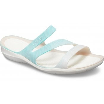 Crocs Swiftwater Seasonal Pool Ombre / White (U1) 205637-4IS Womens Sandal