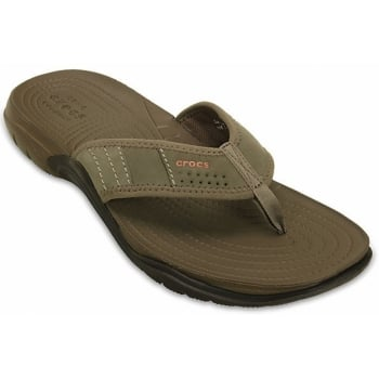 Crocs Swiftwater Walnut / Espresso (U2) 202547-23J Mens Clogs