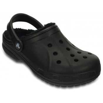 Crocs Winter Lined  Black / Black (U2) 203766-060 Unisex Clog
