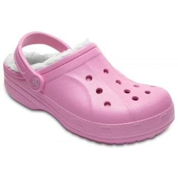 Crocs Winter Lined Cornation / Oatmeal (UX4) 203766-6U5 Unisex Clog