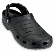 Crocs Yukon Black / Black (N3) 10123-060 Mens Clogs