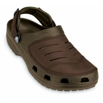 Crocs Yukon Chocolate / Chocolate (N104) 10123-280 Mens Clogs