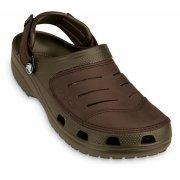 Crocs Yukon Chocolate / Chocolate (N104) 10123-280 Mens Clogs