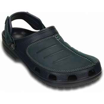 Crocs Yukon Mesa Navy (U2) 203261-463 Mens Clogs