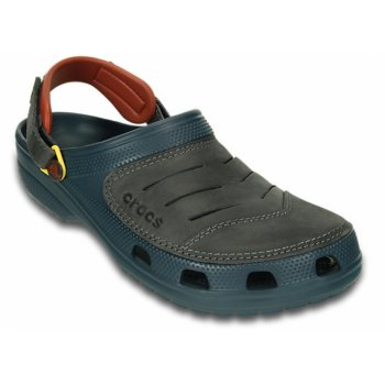 Crocs Yukon Nightfall / Graphite (N200) 10123-0Y5 Mens Clogs