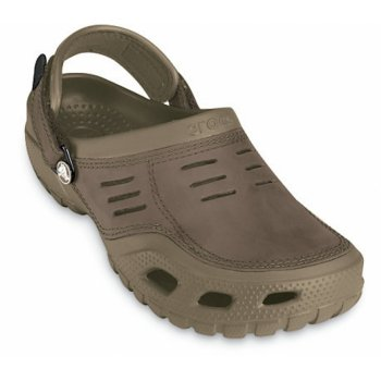 Crocs Yukon Sport Khaki / Coffee (B24) 10931-24R Mens Clogs