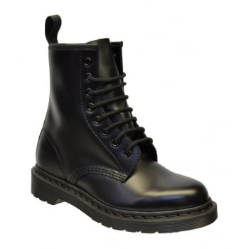 Dr Martens 1460 - 8 Hole Eyelet Black Mono (Z108) 14353001 Mens Boots