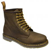 Dr Martens 1460 - 8 Hole Eyelet Brown-Crazy Horse (A11) 11822200 Mens Boots