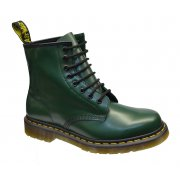 Dr Martens 1460 Green Smooth (N104) Unisex Boots