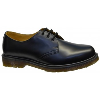 Dr Martens 1461 PW 3 Hole Eyelet Black (F5) Mens Shoes