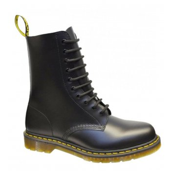 Dr Martens 1490 - 10 Hole Black (SC4) Mens Boots