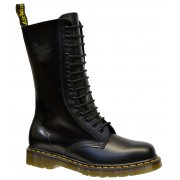 Dr Martens 1914 14-Eyelet Smooth Black (SC-C3) Mens Boots