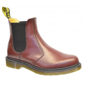 Dr Martens 2976 Chelsea Cherry Red (G1) Mens Boots