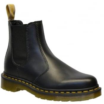 Dr Martens 2976 Vegan Chelsea Black (Z149) 21456001 Mens Boots