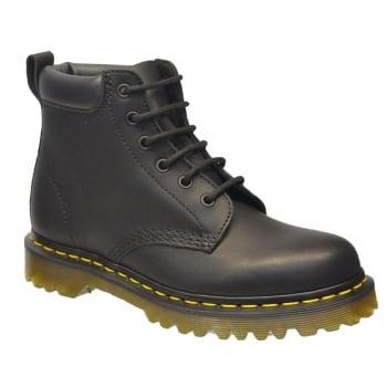 Dr Martens 939 Ben 6 Hole Eyelet Black (Z13) 11292001 Unisex Boots