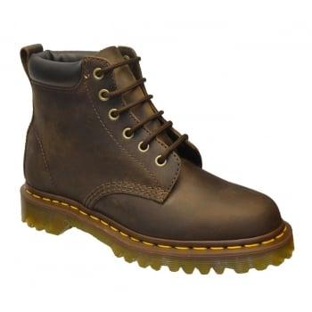Dr Martens 939 Ben 6 Hole Eyelet Gaucho Brown (N14 / Z30) 11292201 Unisex Boots