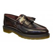 Dr Martens Adrian Cherry Red (Z3) 14573601 Mens Shoes