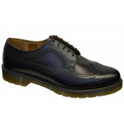 Dr Martens Brogue 3989 Black (OSF-1) 13844001 Mens Shoes