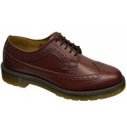 Dr Martens Brogue 3989 Cherry Red (N200b / Z17) 13844600 Mens Shoes
