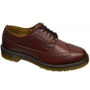 Dr Martens Brogue 3989 Cherry Red (N200b / Z17) 13844600 Mens Shoes