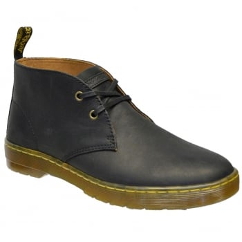 Dr Martens Cabrillo Leather Black (SC1) 16593001 Mens Boots