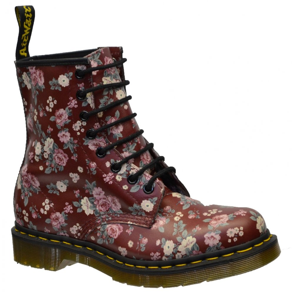 Dr Martens Dr Martens 1460 8 Hole Eyelet Cherry Red