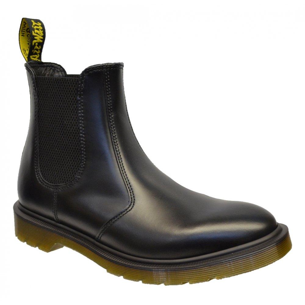 dr martens dr martens 2976 chelsea dealer black z17 15272001 mens boots dr martens from pure. Black Bedroom Furniture Sets. Home Design Ideas