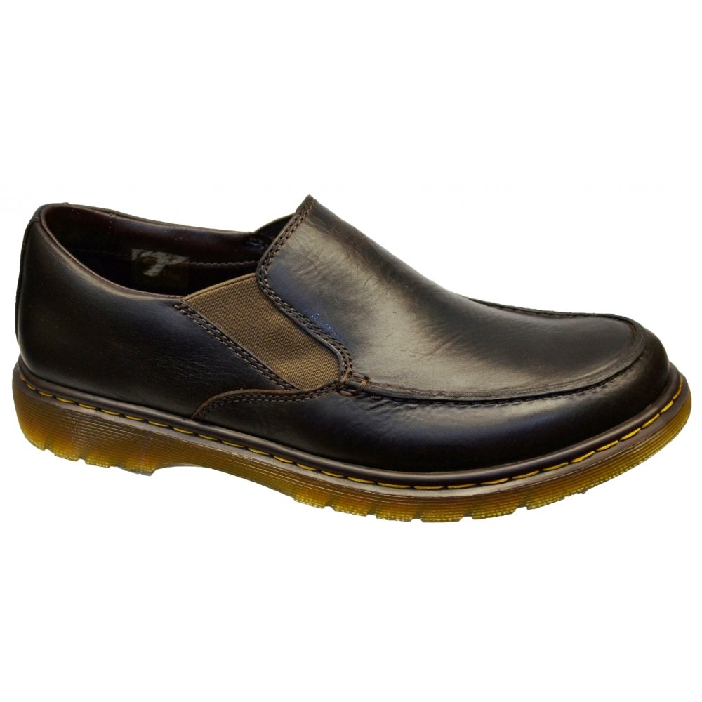 dr martens dr martens geoffrey brown a1 15399201 slip on