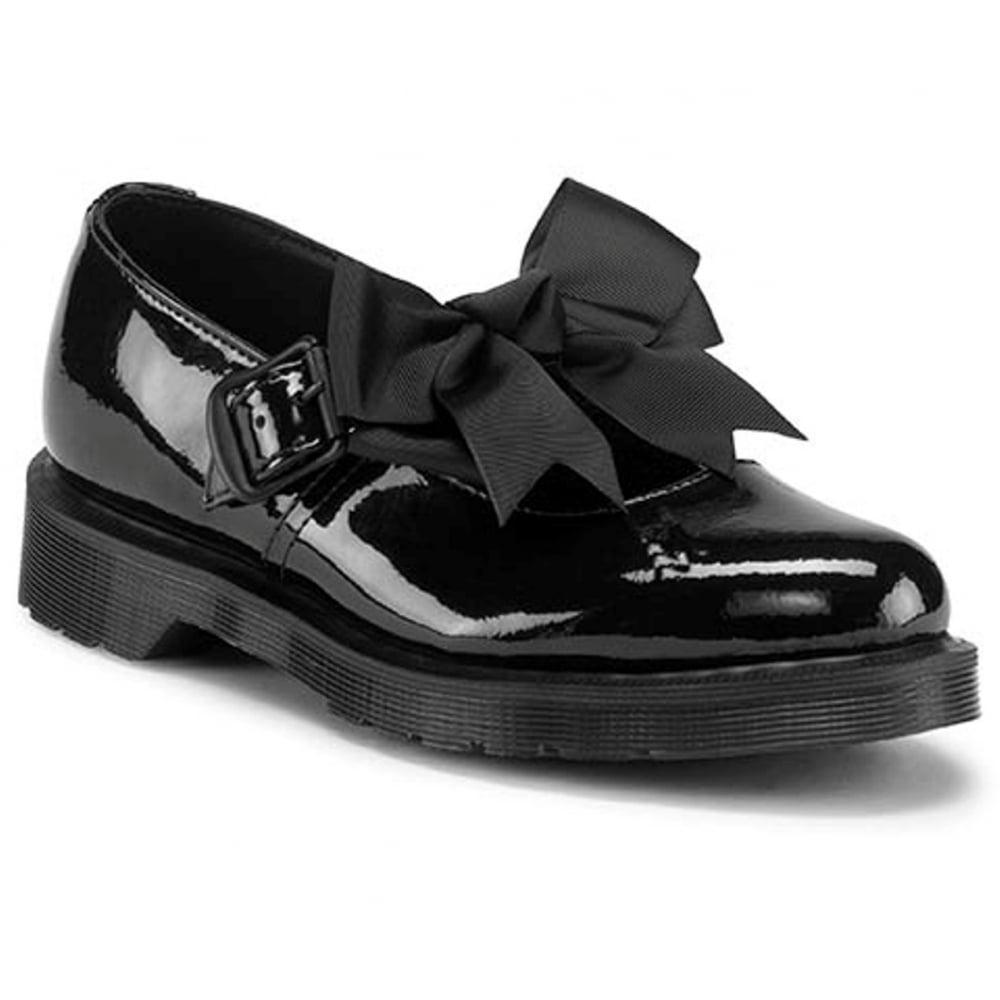 Womens Dr Martens Black Shoes