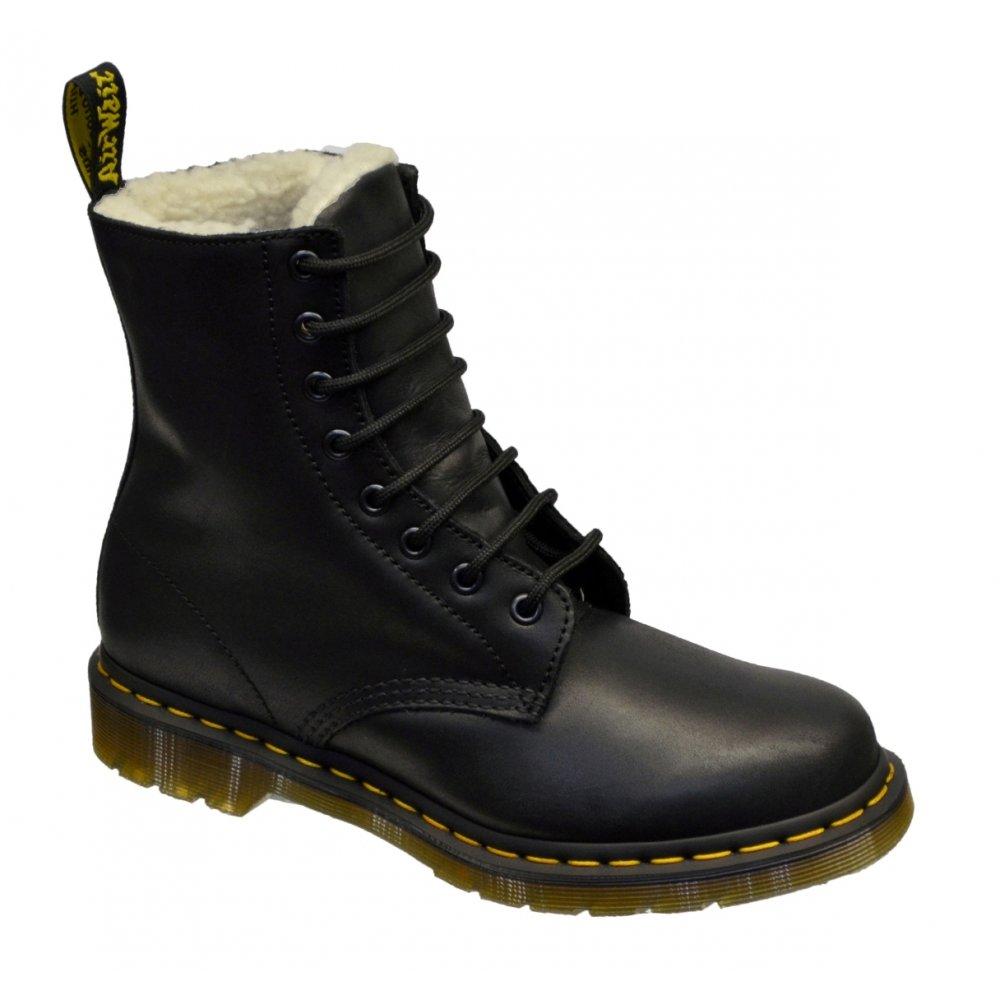 dr martens dr martens serena black n73 womens boots dr. Black Bedroom Furniture Sets. Home Design Ideas