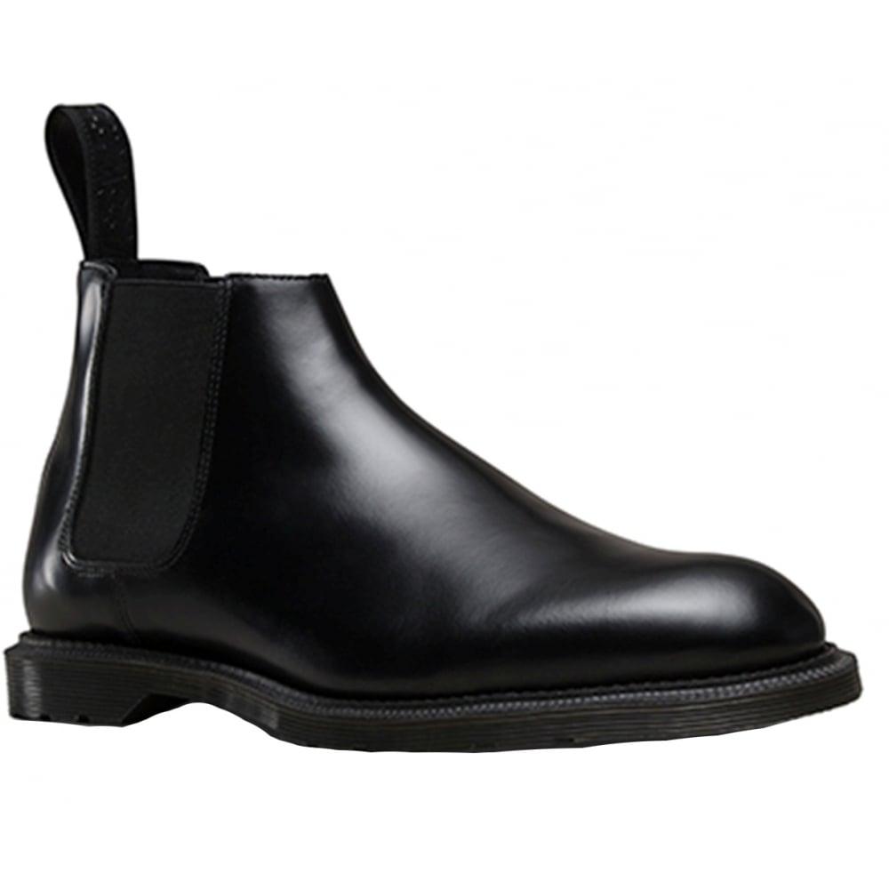 d2163bb1262 Dr Martens Dr Martens Wilde Black (N54) 16775001 Mens Chelsea Boots ...