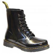 Dr Martens Drench Black (G1 / Z15) Womens Wellington / Rain Boots