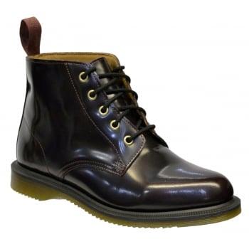 Dr Martens Emmeline Cherry Red (K6) 16702601 Womens Boots