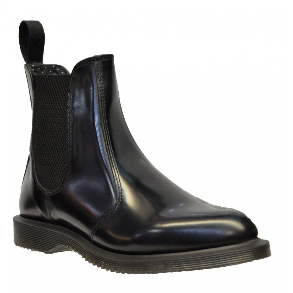 Outlet Wide Range Of Dr. Martens Women's Flora Chelsea Boots 14649001 3 UK Clearance Official Site Prices Cheap Online Buy Cheap Professional Factory Outlet mGlTWrM