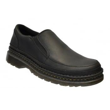Dr Martens Hickmire Black (N91) 21800001 Mens Slip Ons