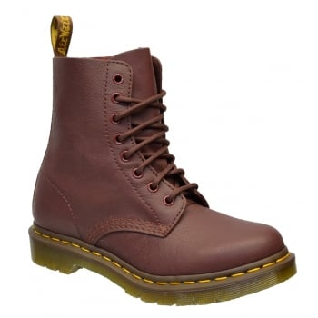 Dr Martens Pascal Cherry Red (Z23) 13512411 Womens Boots