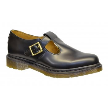 Dr Martens Polley 14852002 Black (E1) Womens Shoes