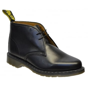 Dr Martens Sawyer Textured Leather Black (B7) 16475001 Mens Boots