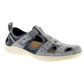 Earth Spirit Cleveland Nubuck Denim Blue (N1) 28051 Ladies Sandals