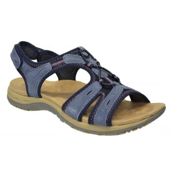 Earth Spirit Columbia Indigo Blue (Z28) 24126 Ladies Sandals