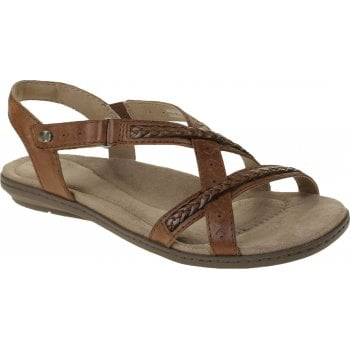 Earth Spirit Easton Nubuck / Leather Alpaca (N17) 30589 Ladies Sandals