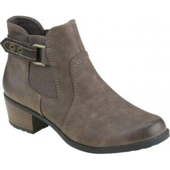 Earth Spirit El Reno Nubuck Stone (A2) 30813 Ladies Boots