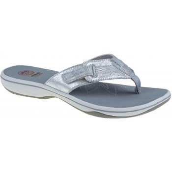 Earth Spirit Eloy Silver (N29) 30250 Ladies Sandals