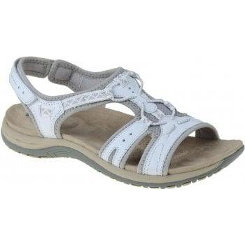 Earth Spirit Fairmont Leather White (G3) 30240 Ladies Sandals