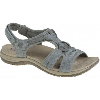 Earth Spirit Fairmont Suede Sage Green (C3) 30238 Ladies Sandals