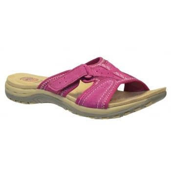 Earth Spirit Indiana Cerise (N54) 21058 Ladies Sandals