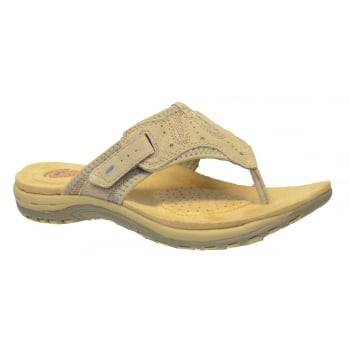 Earth Spirit Jackson LT Khaki (N200) 21064 Ladies Sandals