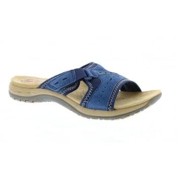 Earth Spirit Lakewood Nubuck Cobalt Blue (SC-3) 28086 Ladies Sandals