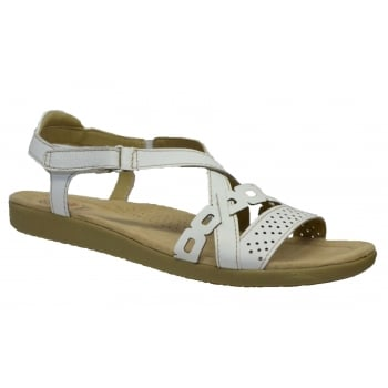 Earth Spirit Louisville Leather White (OSF) 28021 Ladies Sandals