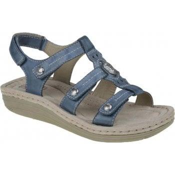 Earth Spirit Lynbrook Moroccan Blue (N8) 30283 Ladies Sandals